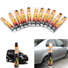 YIJINSHENG 1Pcs Pro Mending Car Remover Scratch Repair Paint Pen Clear Choices For Hyundai VW Mazda Toyota Auto paint pen