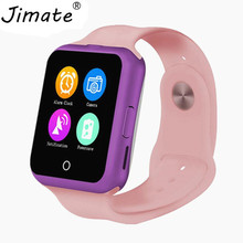 No.1 D3 Smart Watch Heart Rate Monitor for kids boy girl children Colorful Intelligent watch with Camera MTK6261 smartwatch(China)