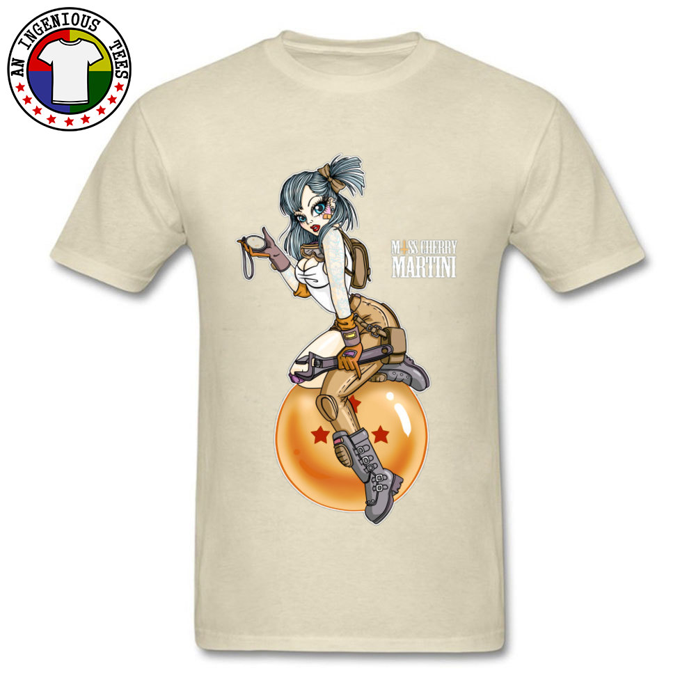 Wishing for Panties T Shirts Designer Short Sleeve Fitness Tight 100% Cotton Crewneck Men Tops Shirts Clothing Shirt Summer Fall Wishing for Panties beige