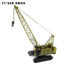 Finger Rock DIY Creative Jigsaws Puzzles 3D Metal Puzzles Color CAT Engineering Vehicle Excavator Tractor Truck Model Gift