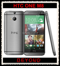 "Original HTC One M8 Unlocked GSM 4G LTE Android Quad Core RAM 2GB ROM 16GB Mobile Phone HTC One M8 5.0"" WIFI GPS 4MP(China)"