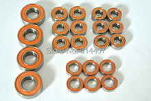 Free Shipping Supply HIGH PRECISION RC CAR & Truck Bearing for TAMIYA(CAR) TOP SCY THE RED 2007 TRF415