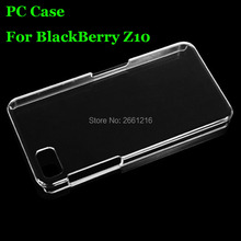 For BlackBerry Z10 Hard PC Case Ultra Thin Clear Hard Plastic Cover Protective Skin For BlackBerry Z10 4.2""