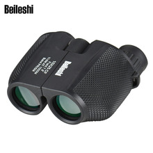 Beileshi Binocular Zoom Telescopes HD Optical Lens Telescope Hunting Scope Magnify Tourism Outdoor Huntin 10X25 114M - 1000M(China)