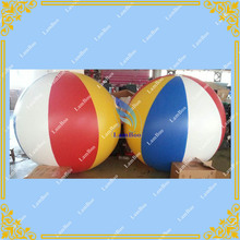5ft/1.5m Diameter Inflatable Beach Ball Helium Balloon for Advertisement/FREE Shipping/Different colors for your selection.(China)
