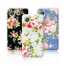 Luxury Floral Painted Case For LG Google Nexus 5 D820 D821 E980 Cover Art printed Flower Cell Phone Cases For LG Nexus 5+Gift