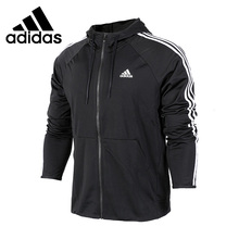 Original 2017 Adidas Performance Men's jacket Hooded Sportswear - best Sports stores store