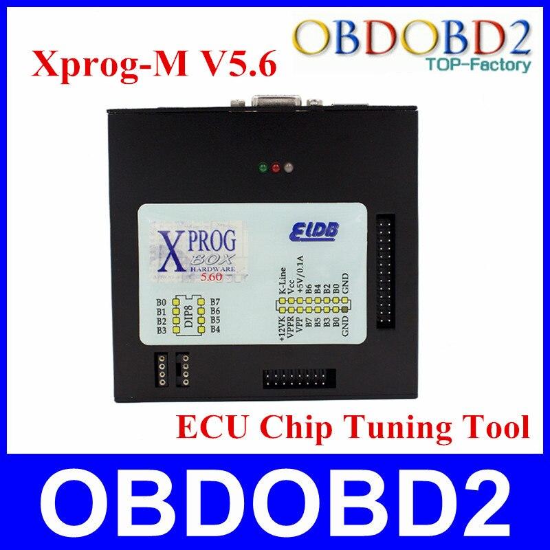 XPROG M 5.6 ECU Programmer X-prog M V5.6 Better Than XProg-M V 5.55 Metal Model X prog 5.6 ECU Chip Tuning Tool CNP Free <br><br>Aliexpress