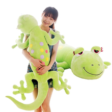 73'' / 185cm Large Giant Stuffed Plush Animal giant Gecko doll Stuffed Soft Plush Giant Toy Nice Present