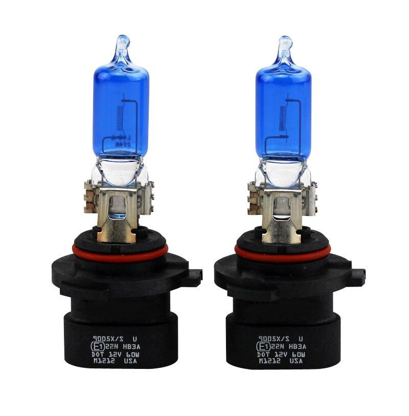 XENCN HB3A 9005XS 12V 60W 5300K Blue Diamond Light Xenon Look Car Bulbs Headlight Halogen Lamp for Jeep Cadillac Dodge Chrysler<br><br>Aliexpress