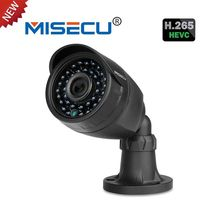 Buy MISECU 48V POE H.265 Hi3516D PS5510 5.0MP IP Camera waterproof wide dynamic ONVIF 2592*1944 Camera IR P2P Night Vision mobile for $37.01 in AliExpress store