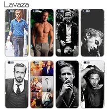 Lavaza Ryan Gosling Hard Transparent Cover Case for iPhone X 10 8 7 6 6S Plus 5 5S SE 5C 4 4S(China)