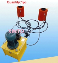 30T,200MM electric hydraulic jack, industrial grade lifting jack, heavy duty electric jack