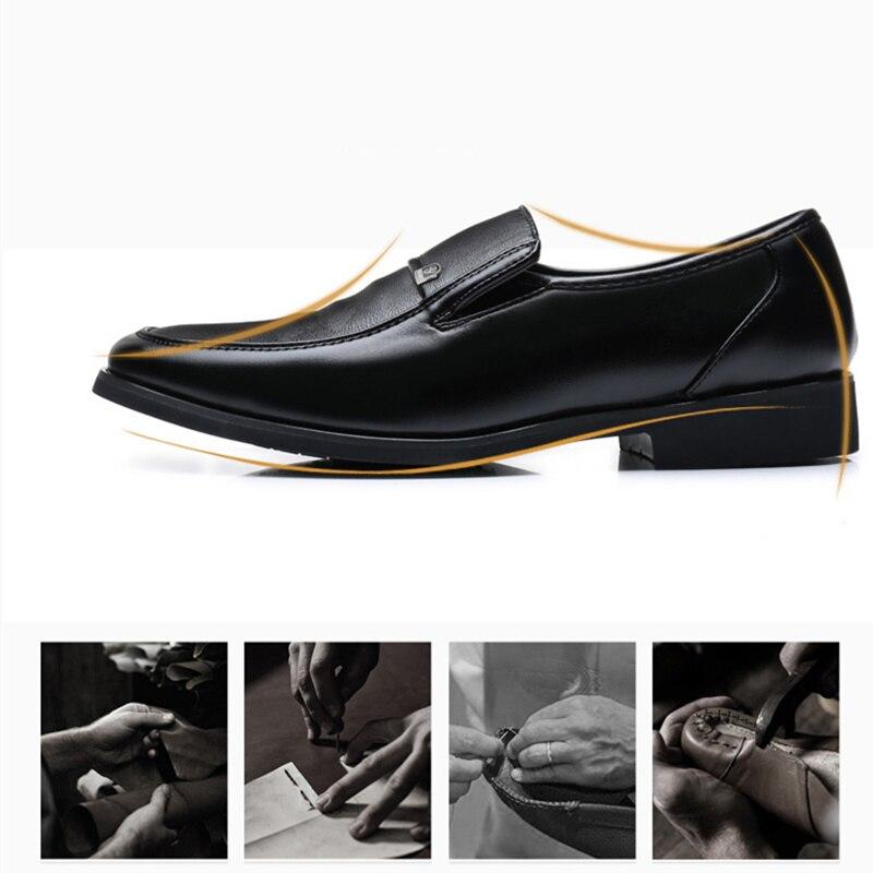 Ilma paelteta kingad musta või pruuni värvi