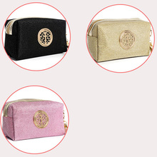 Great Hot Sale Women Casual Bag Multi Functional Portable Cosmetic Makeup Pouch Toiletry Organizer Case Clutch