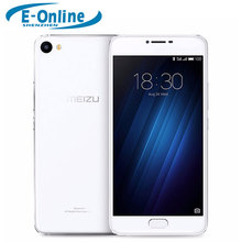 "Original Meizu U20 4G LTE Cell Phone MTK Helio P10 Octa Core Fingerprint 5.5"" FHD 1920x1080 2GB 16GB"