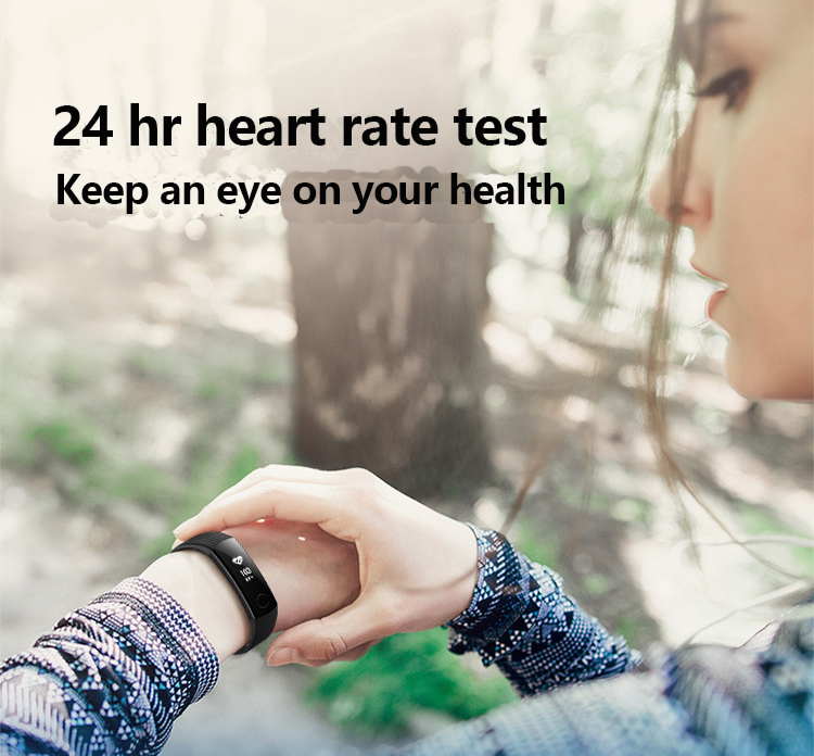 New original huawei glory Bracelet 3 Smart Bluetooth motion,heart rate,sleep monitoring,waterproof Wrist Watch For xiaomi 2 3