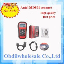2017 Multi-Functional Scan Tool AUTEL MaxiDiag Pro MD801 4 in 1 Code Scanner  = JP701 + EU702 + US703 + FR704  MD 801