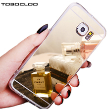 Mirror TPU Soft Silicon Protector Cover Case For Samsung Galaxy S3 S4 S5 S6 S7 edge S8 plus j1 J3 J5 J7 A3 A5 A7 2016 2017 Prime