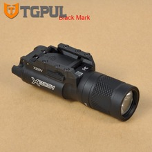 TGPUL Tactical X300V Pistol Flashlight Strobe Weapon Light LED 500 Lumens Handgun Airsoft Hunting Shooting Rail Light Best(China)