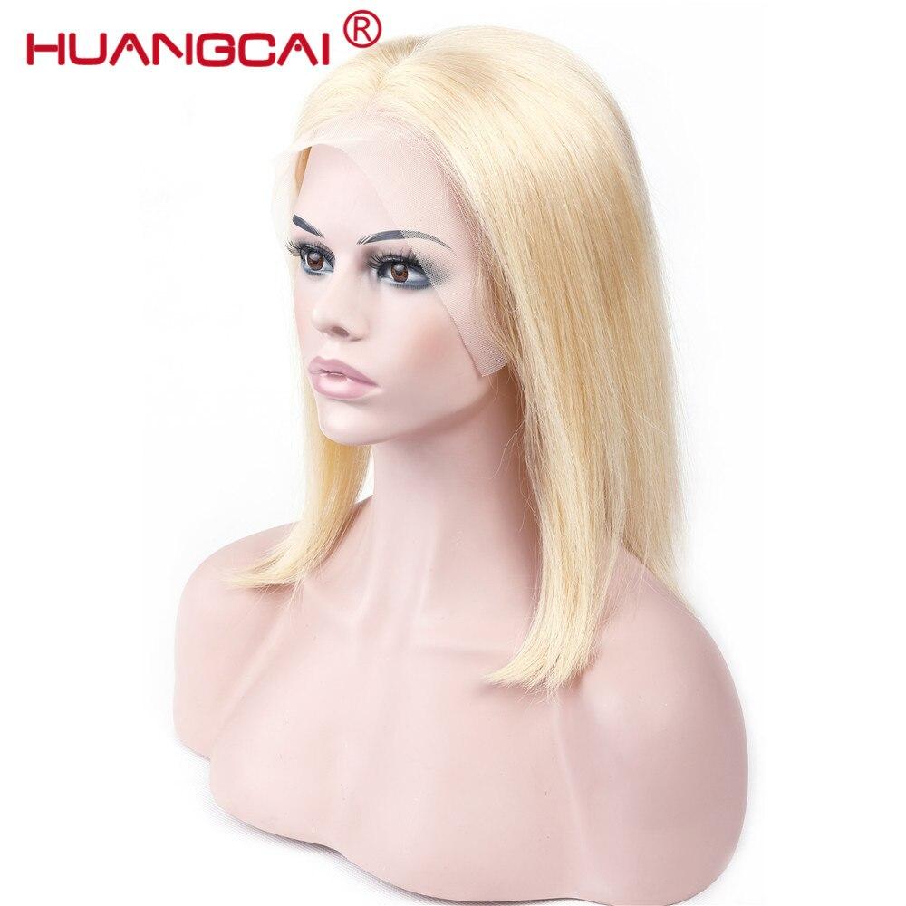 blond short bob wigs