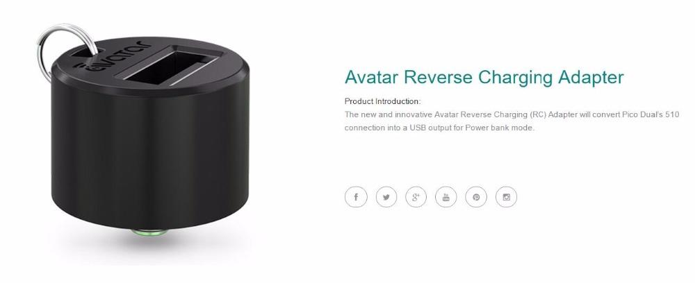 Avatar Reverse Charging Adapter-3