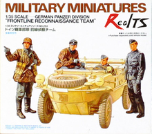 RealTS Tamiya Military Model 1/35 German Panzer Division Model Scale Hobby 35253