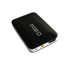 New 1080P Full HDD Media Player YPrPb HDMI/AV SD/MMC MKV AVI RMVB Video Player With Remote Control