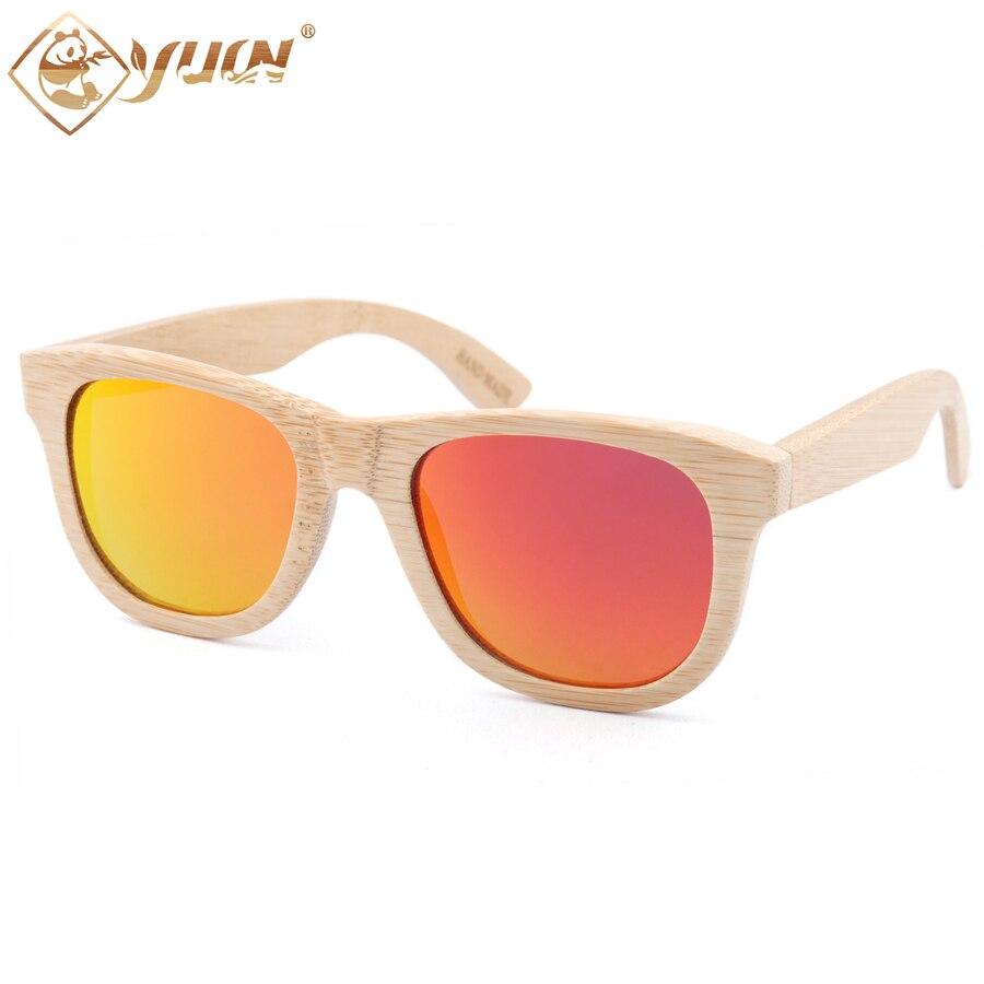Classic style polarized sunglasses women men fashion big size handmade bamboo wooden glasses oculos masculino de sol B2018<br><br>Aliexpress