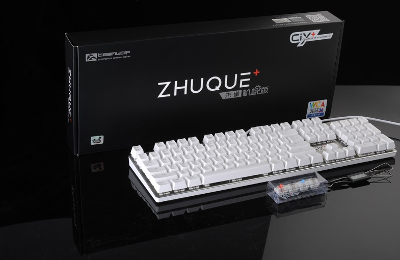 switch ZHUQUE TEAM WOLF 18