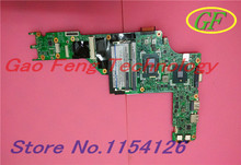 Wholesale MS-12511 latop motherboard For MSI 39350 39352  Mainboard MS-1251 I3-380UM100% Work Perfect