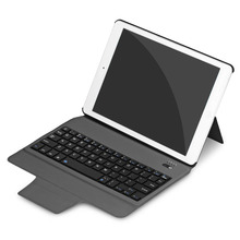 Universal Bluetooth 3.0 Keyboard Tablet PU Protective Case Cover with stander for iPad Air 1 / Air 2 / iPad Pro 9.7(China)