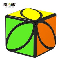 New Arrival QiYi Mofangge Ivy Cube The First Twist Cubes of Leaf Line Puzzle Magic Cube Educational Toys cubo magico(China)