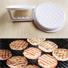 Buy 1pcs DIY Hamburger Meat Press Tool Meat Burger Maker Mold Food-Grade Plastic Hamburger Press BBQ Hamburgers Tools for $1.16 in AliExpress store