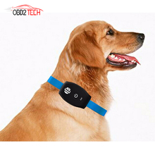 Waterproof Mini GPS Receiver TK208 Pet Gps Tracker Location Finder Tracking  Pet Collar