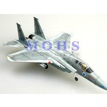 EASY MODEL 37121 1/72 Assembled Model Scale Finished Model Airplane Scale Aircraft F15 F-15C IDF/AF No.840