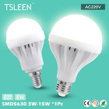 +Cheap+ 1x brightly warm cool white 220v e27 e14 led bulb light lamp 3/5/7/9/12/15w # TSLEEN