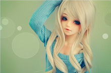 Brand new Unoa 1/4 bjd doll lusis and sisite bjd fashion doll hot bjd beautiful fashion low price
