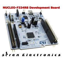 1 pcs x NUCLEO F334R8 Development Boards & Kits - ARM 16/32-BITS MICROS NUCLEO-F334R8