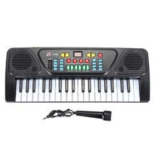 New 37 Keys Digital Music Electronic Keyboard Kid Electric Piano Organ Musical Instrument Toy For Children Learning Toy Sets