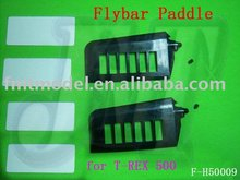 F01173 F-H50009 Flybar Paddle for TREX T-REX 500 Rc Helicopter(China)