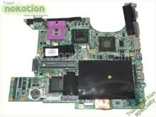 NOKOTION 461069-001 LAPTOP MOTHERBOARD for HP PAVILION DV9000 DV9700 DV9800 INTEL PM965 NVIDIA G86-771-A2 DDR2 Mainboard(China)
