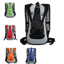 Free shopping  2016 hot sell Folding Bicycle Backpack small capacity Portable Mountaineering bag