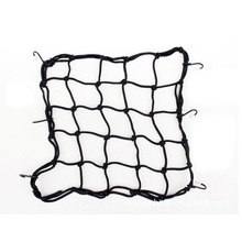 Buy 2018 Wholesale Durable Elasticated Bungee Cargo Luggage Package Rear Net 6 Hooks Rubber Ropes Bicycle Bike Accessories for $1.12 in AliExpress store