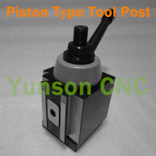 100 Piston type locking tool post of quick change tool kits improve  replace lathe cutter efficiency