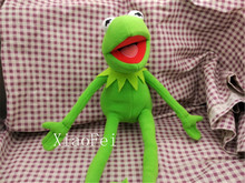 "HOT Kermit Sesame Street Muppets Kermit the Frog Toy plush 18""(China)"