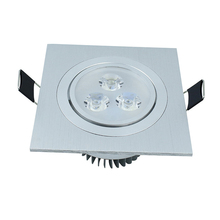 3W LED Ceiling Downlight Recessed LED Wall lamp Spot light With LED Driver For Home Lighting AC110V 220V