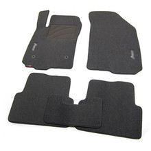 5pcs High Quality Odorless Auto Carpet Mats Perfect Fitted For Chevrolet Aveo(China)