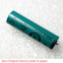 2PCS Original Ni-MH rechargeable battery for Braun electric shaver series 1 140 150 3000 4000 5000 5685 W809