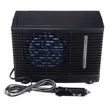 12V Car Cooler Cooling Fan Air Conditioner Water Ice Evaporative Portable